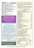 Liphook community magazine - summer 2015 - Page 3
