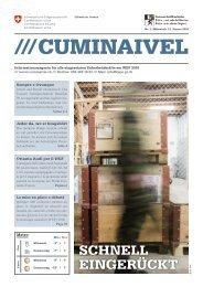 2016 CUMINAIVEL #1