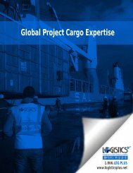 Global Project Cargo Expertise