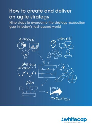How to create and deliver an agile strategy