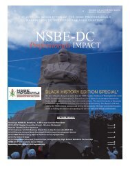 2014 NSBE DC (Black History Month News Edition) - FinalReview