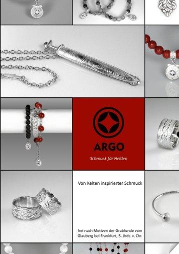 Argo - Schmuck für Helden
