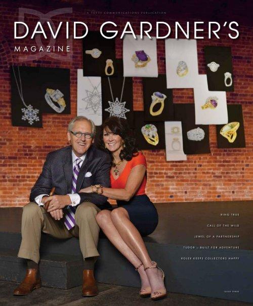 David Gardner's Magazine: Issue 3