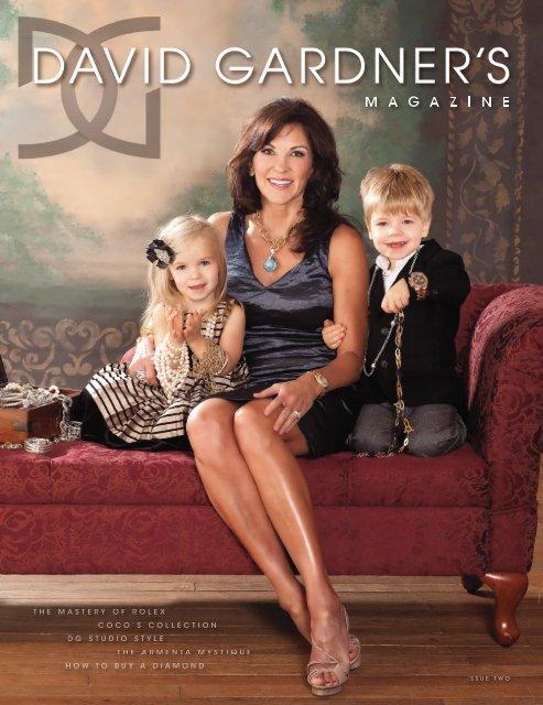 David Gardner's Magazine: Issue 2