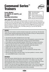 Command Series™ Trainers - Innotek