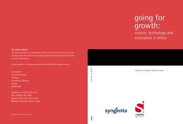 led growth - Smith Institute