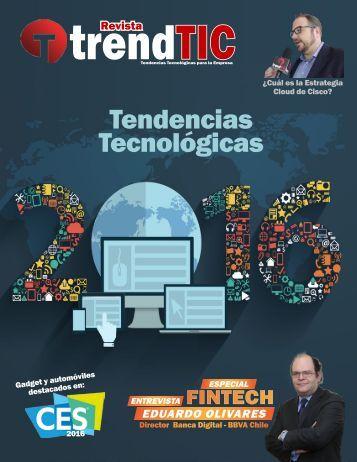 Revista trendTIC Edición N°4