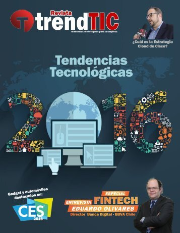 Revista trendTIC Edición N°4