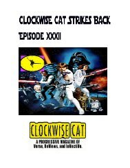 Clockwise Cat Strikes Back