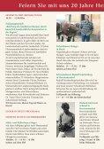 Feiern Sie mit uns 20 Jahre Herrmannsdorfer Landwerkstätten - Seite 2