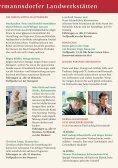 Feiern Sie mit uns 20 Jahre Herrmannsdorfer Landwerkstätten - Seite 3