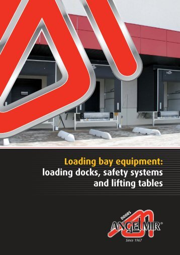 Loading bay equipment loading docks safety systems and lifting tables