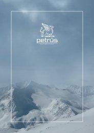 Petrûs Lookbook