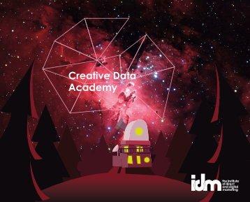 Creative Data Academy