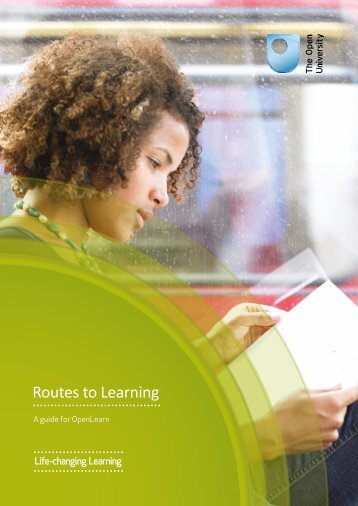Routes to Learning