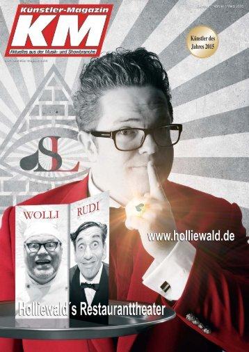 Künstler-Magazin 01-2016