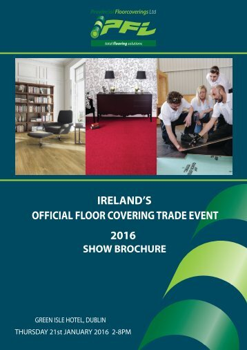 PFL_Green Isle Trade Show Brochure