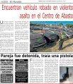 Mujer policía intentó quitarse la vida anunció su suicidio por Facebook - Page 4