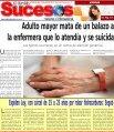 Mujer policía intentó quitarse la vida anunció su suicidio por Facebook - Page 5