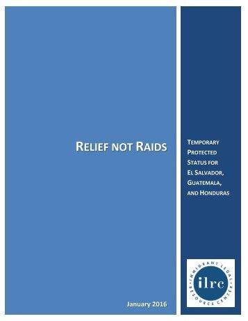 RELIEF RAIDS