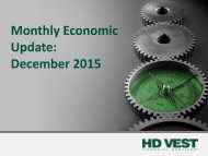 Monthly Economic Update December 2015