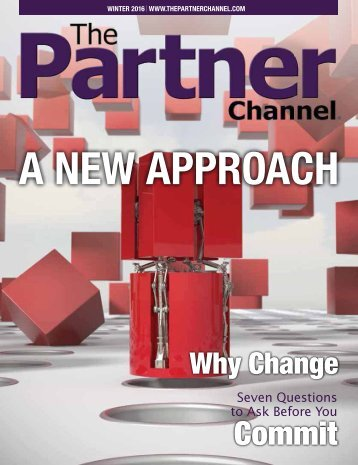 The Partner Channel Magazine Winter 2016