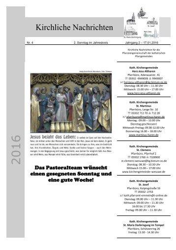 KirchlicheNachrichten