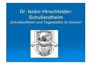 Dr. Isidor-Hirschfelder-Schullandheim Herongen