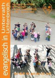 Walk 13. Juni 2010 5.CHARITY - Evangelische Kirchengemeinde ...