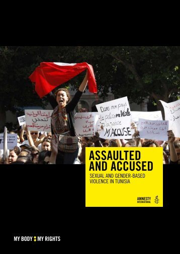 ASSAULTED AND ACCUSED