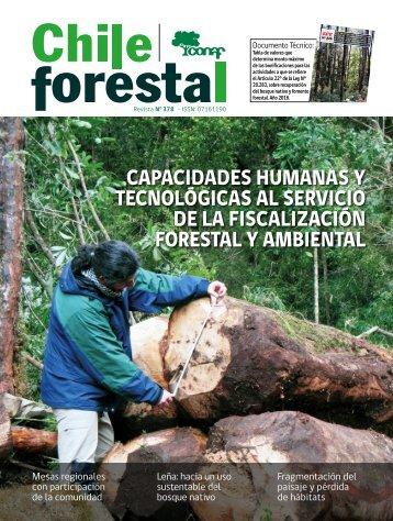 TECNOLÓGICAS AL SERVICIO DE LA FISCALIZACIÓN FORESTAL Y AMBIENTAL
