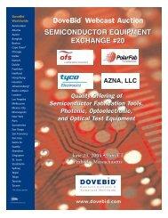 Semex Brochure - DoveBid