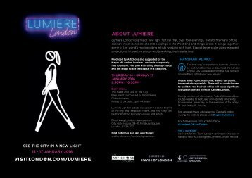 ABOUT LUMIERE