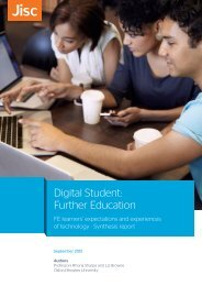 Digital Student Further Education
