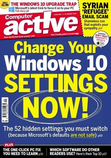Computeractive – 6 January 2016