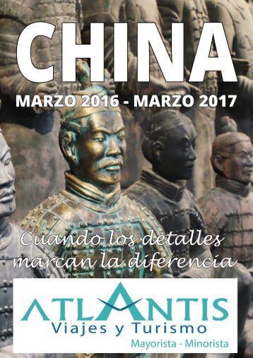 China - Viajes Atlantis