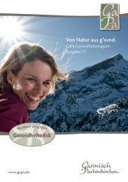 GaPa Gesundheitsmagazin Ausgabe 11
