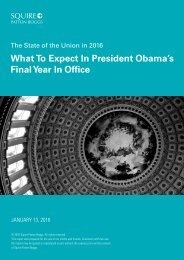 What To Expect In President Obama's Final Year In Office