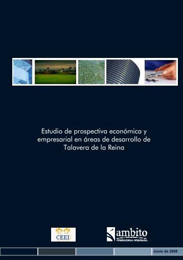 Estudio de prospectiva económica y empresarial en ... - ISOTools