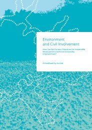 EcoLab - Environment and Civil Involvement (excerpt, pages 6-17)