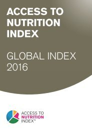 GLOBAL INDEX 2016