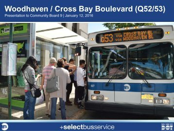 Woodhaven / Cross Bay Boulevard (Q52/53)
