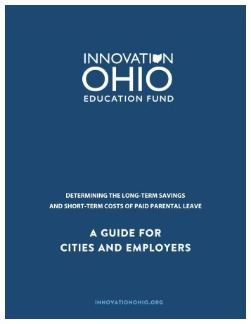 A GUIDE FOR CITIES AND EMPLOYERS