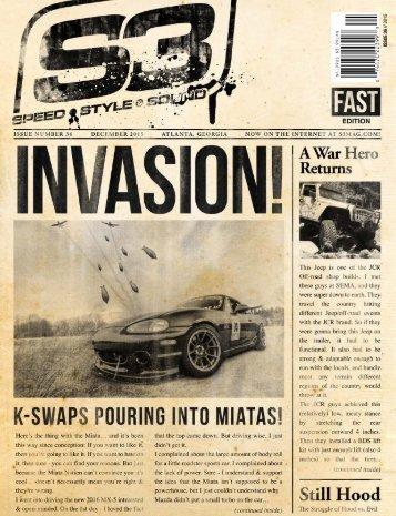 S3 Magazine // Issue 36