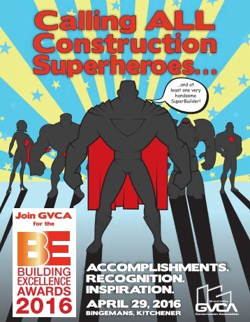 Construction Superheroes…