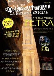 El Mundo Sobrenatural Enero 2016 - Petra, La Ciudad Perdida