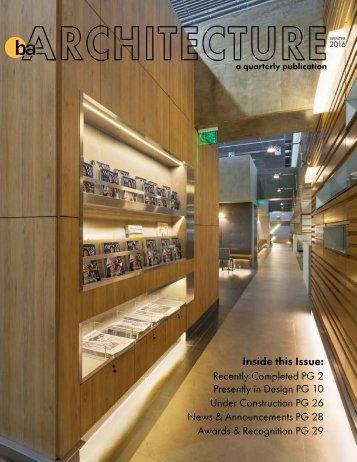 a quarterly publication