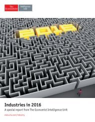 Industries in 2016