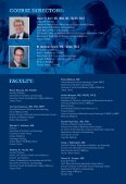 Minimally Invasive Gynecologic Surgery Course and Cadaver Lab - Page 4