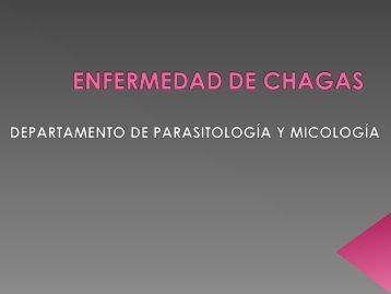 ENFERMEDAD DE CHAGAS - Instituto de Higiene
